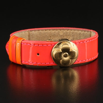 Louis Vuitton Good Luck Bracelet