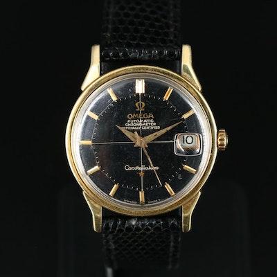 Omega Automatic Constellation Wristwatch