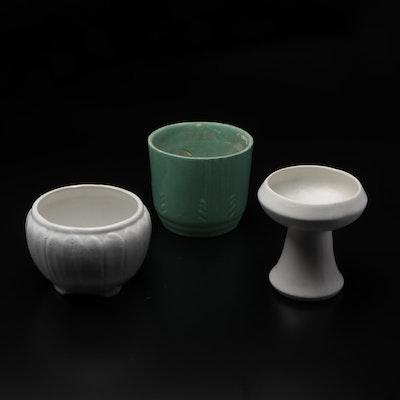 Robinson Ransbottom Pottery Ceramic Planters