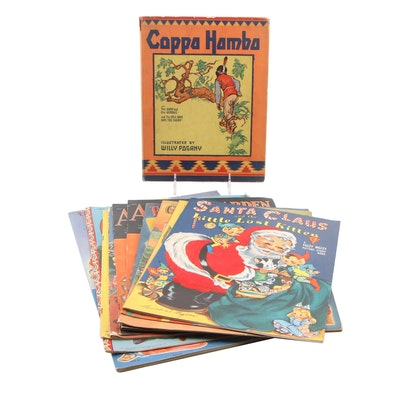 """""""Coppa Hamba"""" and More Children's Books, Early to Mid-20th Century"""