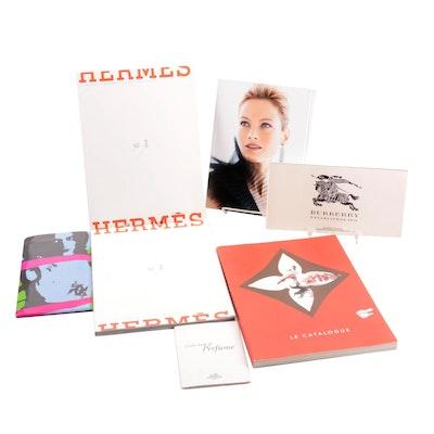 Hermès, Fendi, and More Fashion and Accessories Catalogs