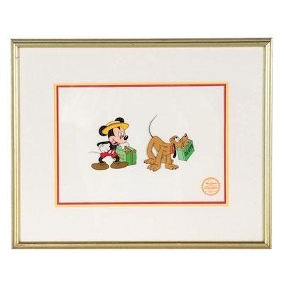 "The Walt Disney Company Sericel ""Mr. Mouse Takes a Trip"""