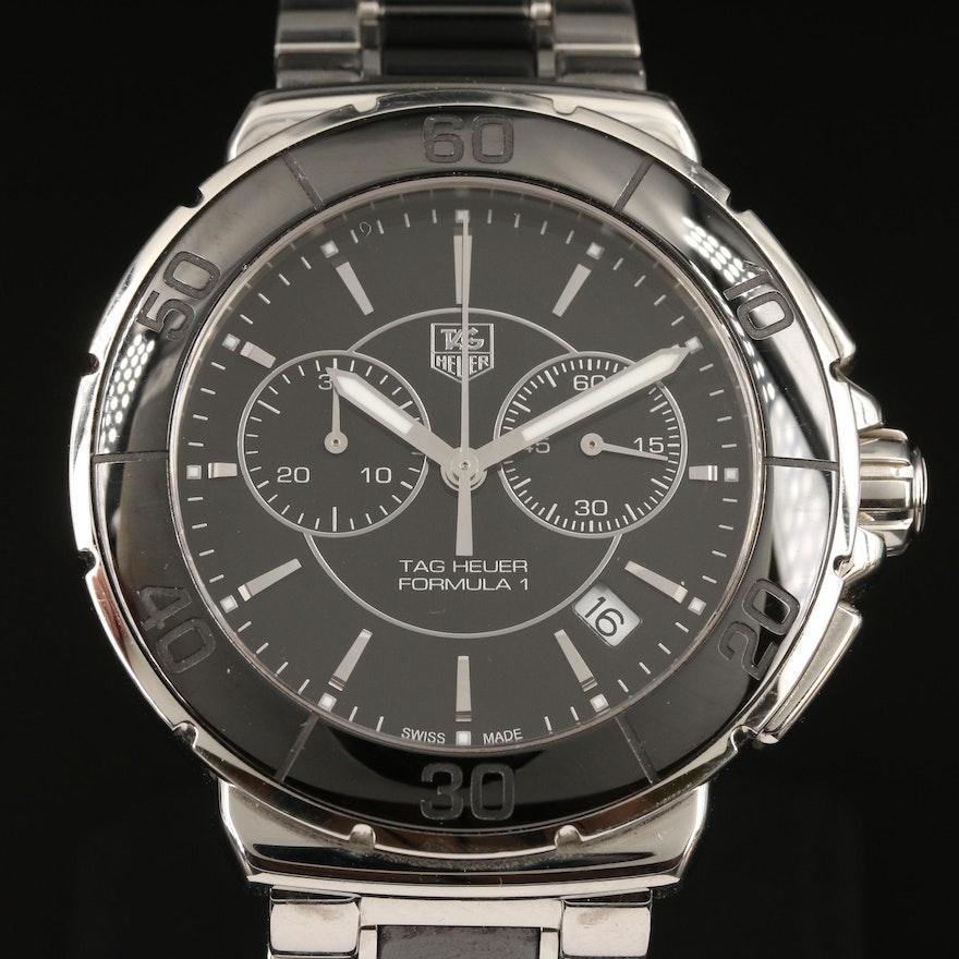 "TAG Heuer ""Formula 1"" Quartz Wristwatch"