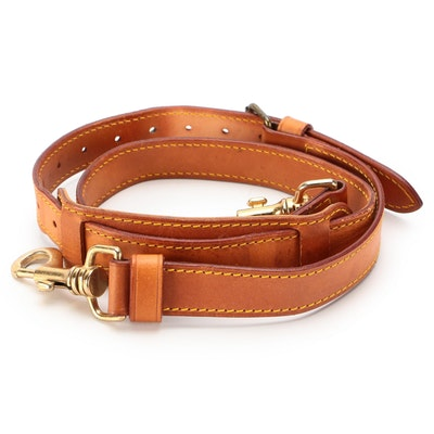 Louis Vuitton Replacement Shoulder Strap in Vachetta Leather