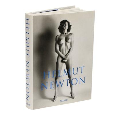 """Helmut Newton"" SUMO Monograph Edited by June Newton, 2009"