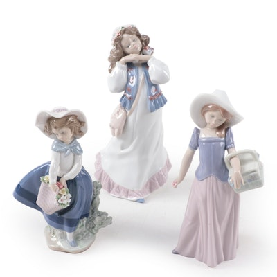 """Lladró """"Pretty Pickings,"""" """"Tailor Made,"""" and More Porcelain Figurines"""