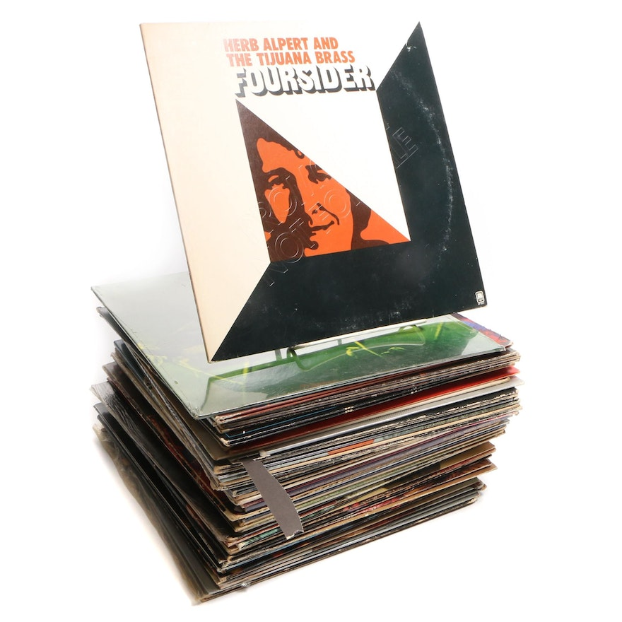 Classical and Other Genres Vinyl Records