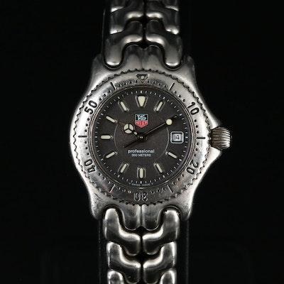 "TAG Heuer ""Professional 200 Meters"" Wristwatch"
