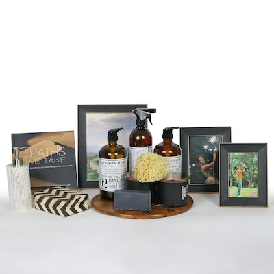 Garrison + Home Hand Soaps, Tabletop Photo Frames, and Other Decor