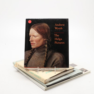 """""""Andrew Wyeth: The Helga Pictures"""" by John Wilmerding and More Art Books"""