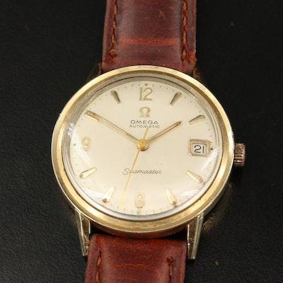 1964 Omega Seamaster 14K Gold Filled Automatic Wristwatch