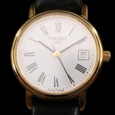 Tissot Swiss Quartz Date Wristwatch