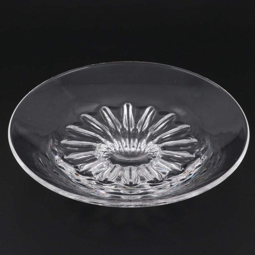 """Steuben Art Glass """"Sunflower"""" Bowl"""