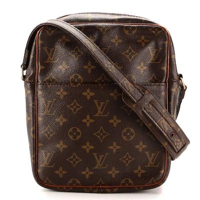 Louis Vuitton Marceau Crossbody Bag in Monogram Canvas