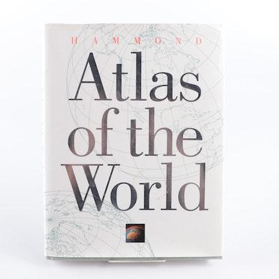 """Hammond Atlas of the World,"" 1993"