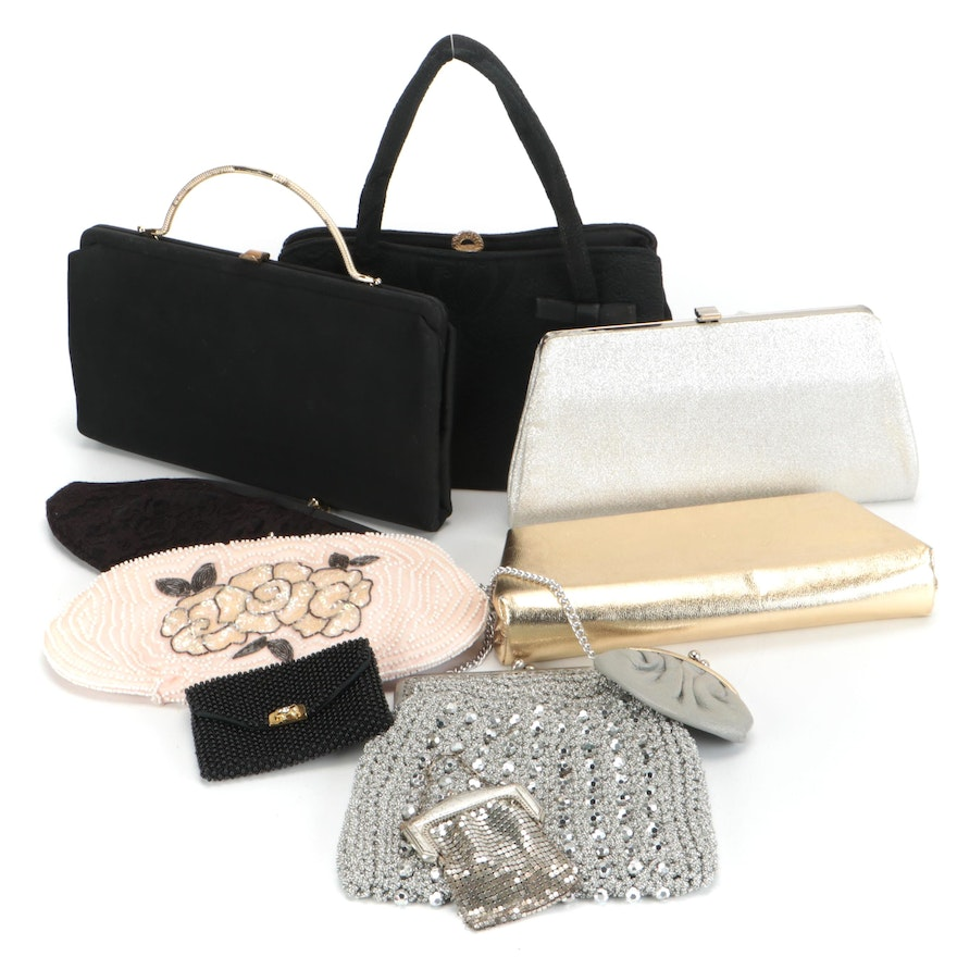 After Five, Whiting & Davis, Garay and Other Handbag, Clutches and Coin Purses