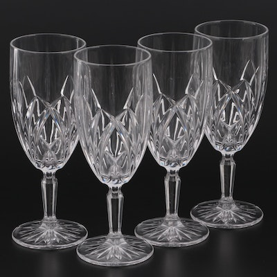 """Marquis by Waterford """"Brookside"""" Crystal Water Goblets"""