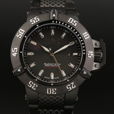 "Invicta ""Subaqua Noma III"" Limited Edition Automatic Wristwatch"