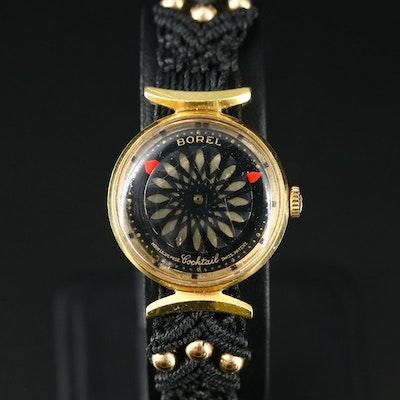Borel Cocktail Kaledescope Wristwatch
