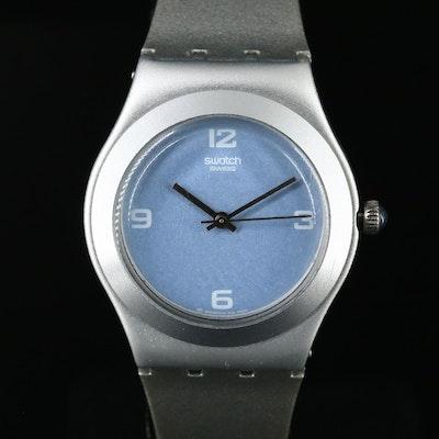 Swatch Irony Aluminum Quartz Wristwatch