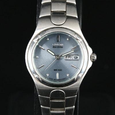 Citizen Eco - Drive Stainless Steel Quartz Wristwatch
