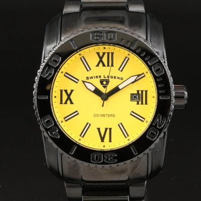 Swiss Legend Commander 200 Meters Wristwatch