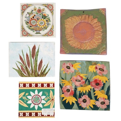 Westcote Bell Pottery and Other Handcrafted Decorative Tiles