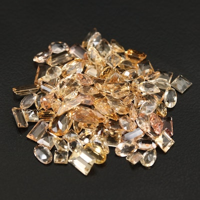 Loose 32.04 CTW Faceted Topaz