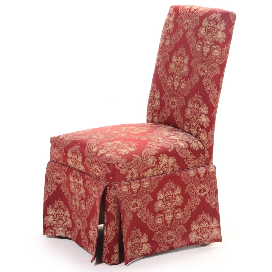 Container Marketing Custom-Upholstered Parsons Chair