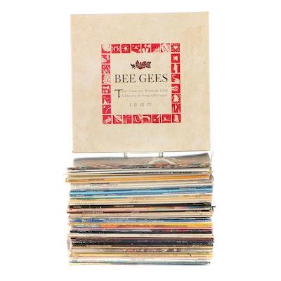 Barbra Streisand, Carole King, Carmen McRae, Patsy Cline, Other LP Records