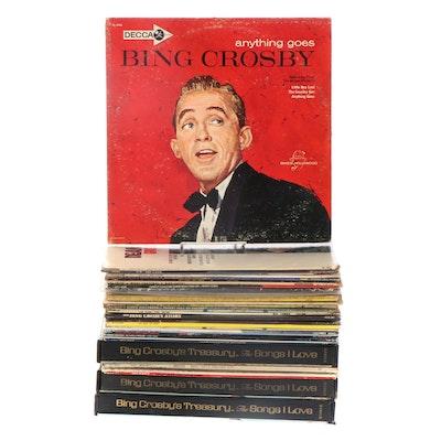 Bing Crosby, Tony Bennett, Dean Martin, Perry Como Other Vinyl LP Records