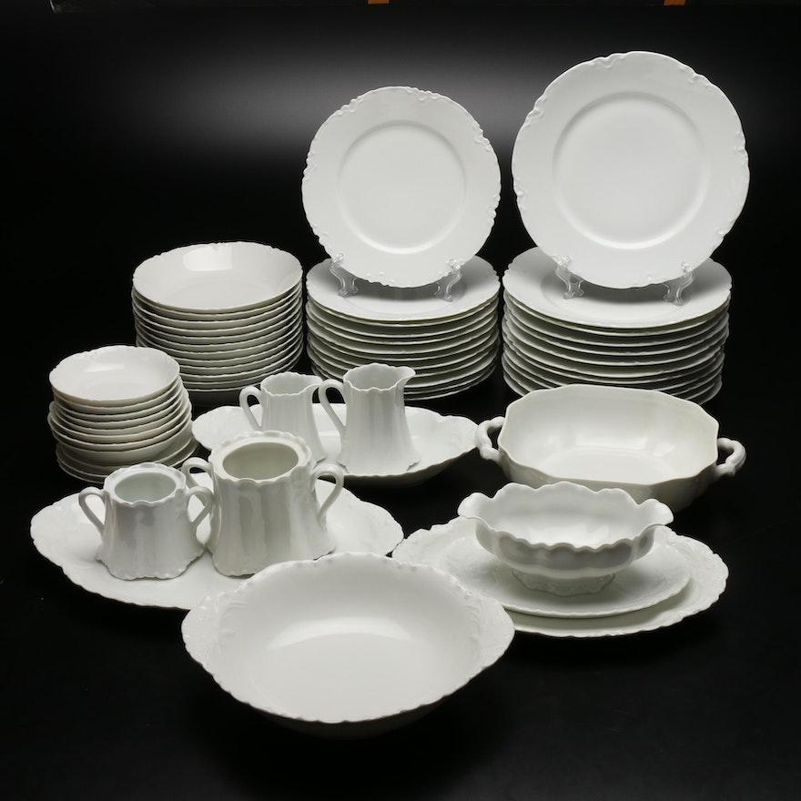 """Haviland """"Ranson"""" Porcelain Dinnerware"""