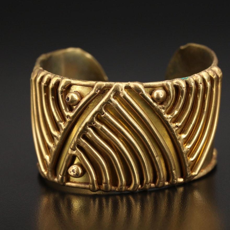 Mexican Handmade Cuff Bracelet