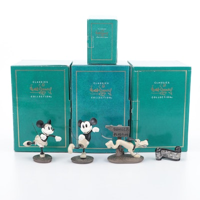 """Walt Disney Classics Collection """"The Delivery Boy"""" Figurines"""