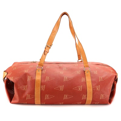 Louis Vuitton Cup Limited Edition Kabul Two-Way Travel Bag
