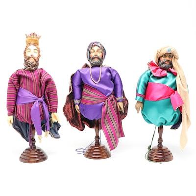 Department 56 Three Wise Men Christmas Décor