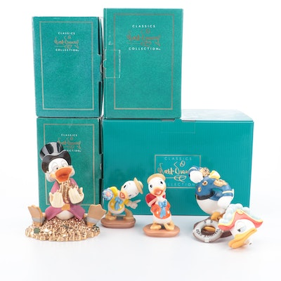"""Walt Disney Classics Collection """"Donald Duck"""" and Other Character Figurines"""
