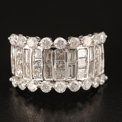 14K 2.78 CTW Diamond Band