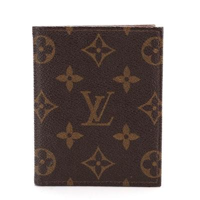 Louis Vuitton Pocket Organizer in Monogram Canvas
