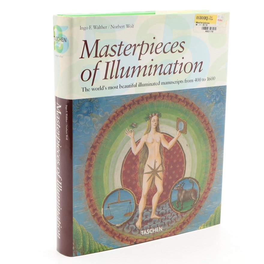 """""""Masterpieces of Illumination"""" by Ingo F. Walther and Norbert Wolf, 2005"""