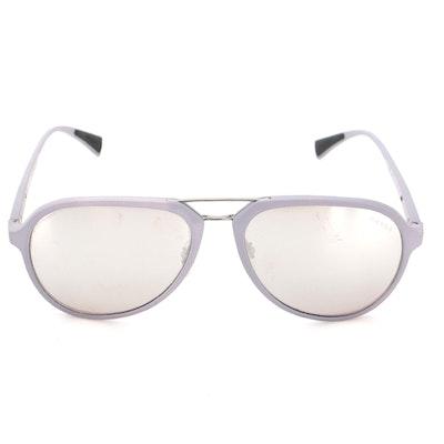 Prada Linea Rossa SPS 05R Prescription Aviator Sunglasses