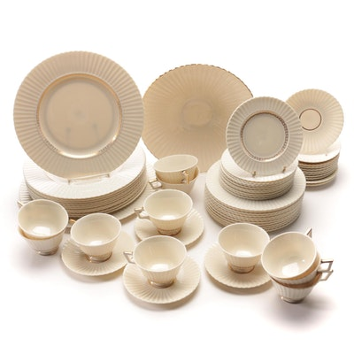 "Lenox ""Cretan"" Porcelain Dinnerware"