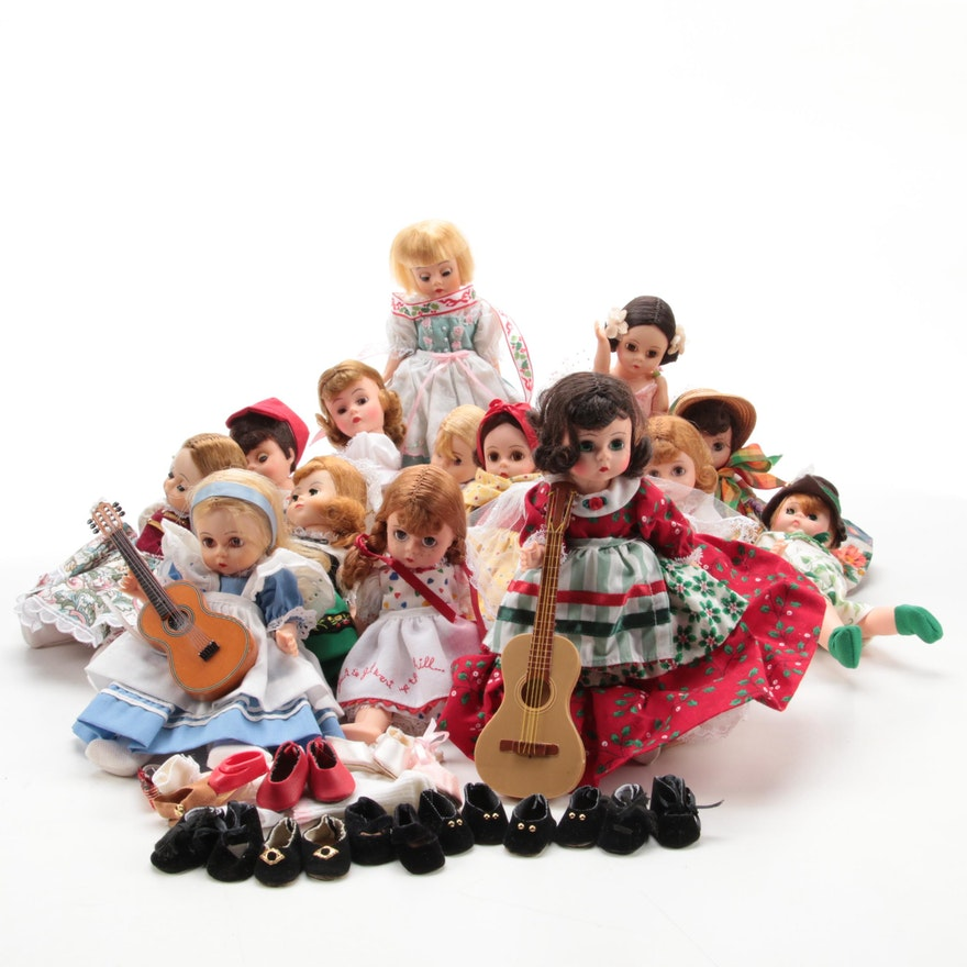 """""""The Sound of Music"""", Around The World and Other Madame Alexander Dolls"""