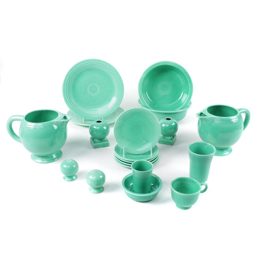 Homer Laughlin Fiesta Ceramic Serveware and Table Accessories