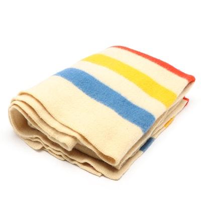 Wool of the West Virgin Wool Blanket