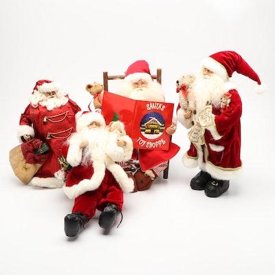 """Santa Claus"" Dolls and Figurines"
