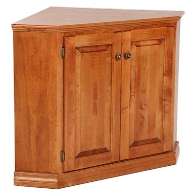 Woodcraft Industries Birch Corner Media Cabinet