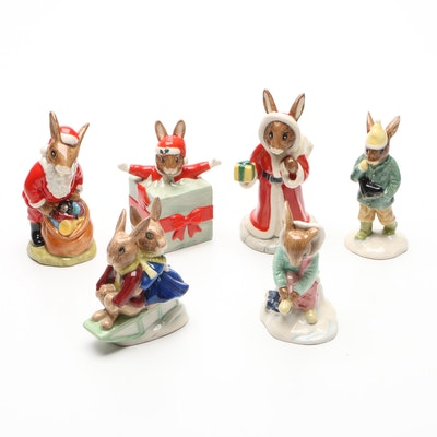 Royal Doulton Bunnykins Figurines