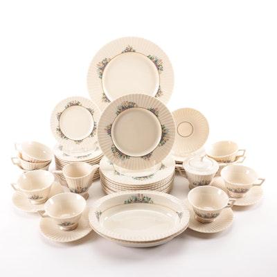 """Lenox """"Rutledge"""" Porcelain Dinnerware"""