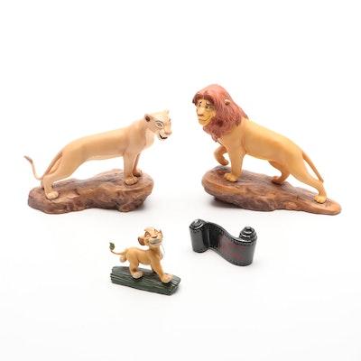 "Walt Disney Classics Collection ""Lion King"" Figurines"